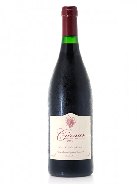 2001 Domaine Thierry Allemand, Cornas without SO2