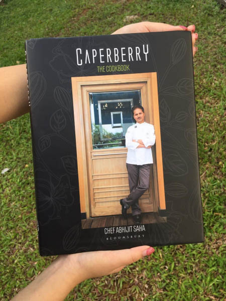 A Joy to Read with Caperberry: The Cookbook