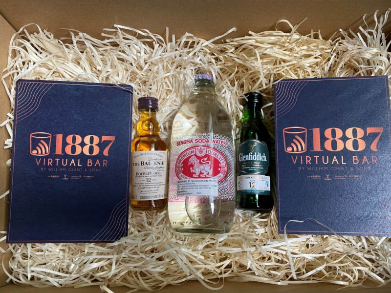 William Grant & Sons Unveil 1887 Virtual Bars to Promote Bars Affected by Closures