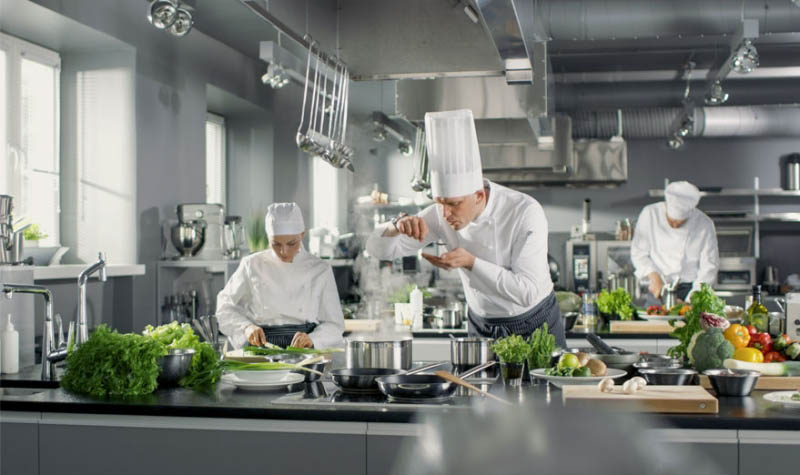 The New Normal of the Restaurant and F&B Industry
