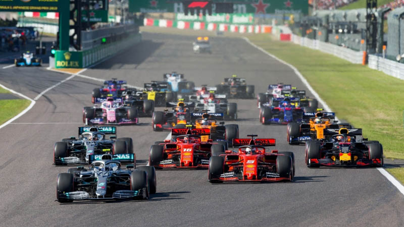 Cancellation Of The Formula 1 Singapore Airlines Singapore Grand Prix 2020