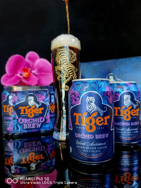 A Blooming Great Brew With Tiger Beer!