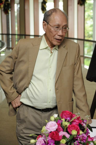 An Ode To Life: Dr NK Yong