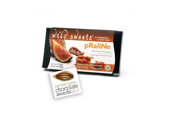 Award Winning Chocolate Produced By Wild Sweets