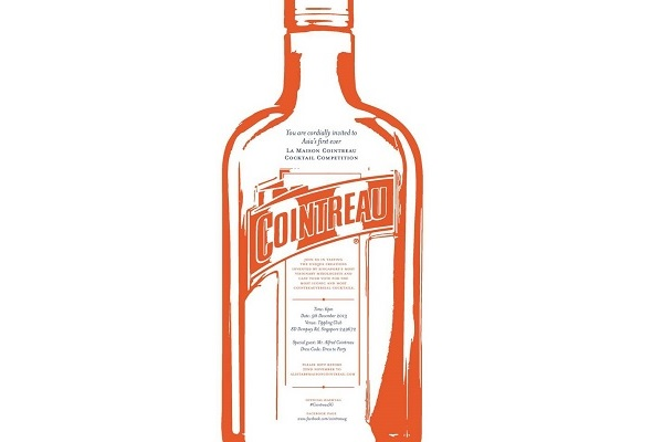 1st Le Maison Cointreau Cocktail Competition in Asia