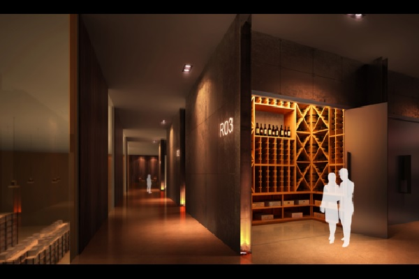 Singapore's Six Storey High Wine Vault!