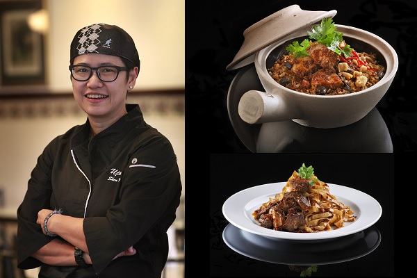 Local Female Chef  Heads New Restaurant at Raffles Hotel