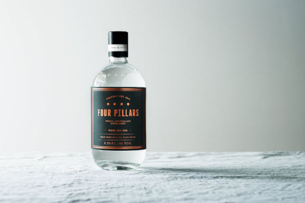 Four Pillars Gin debuts in Singapore