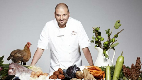 Margarine off the table please, says Calombaris