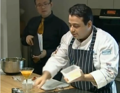 Alphonso Aamras by Chef Manish Mehrotra (WGS Culinary Masterclass)