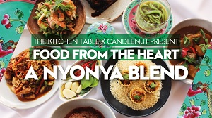 Reminisce the Authentic Nyonya Flavours at the Kitchen Table, Featuring Chef Malcolm Lee of Candlenut