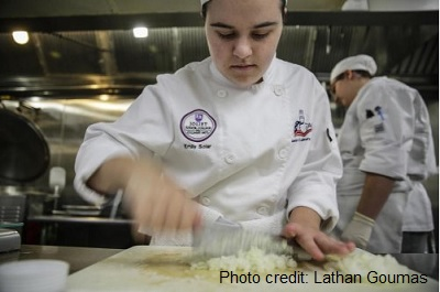 Joliet Junior College Culinary Students to Offer Wine Pairing Dinner