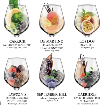 "The Straits Wine Company Presents ""What's in Your Glass?"""