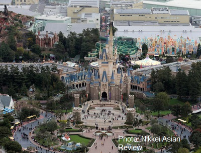 Tokyo Disneyland Increases Ticket Prices