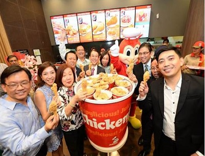 New Jollibee Outlet at Changi City Point