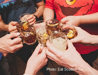 Cheers To World Whiskey Day 2016