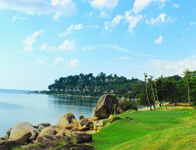 Newly Revamped Laguna Golf Bintan Soft Opens featuring a full 18 holes course