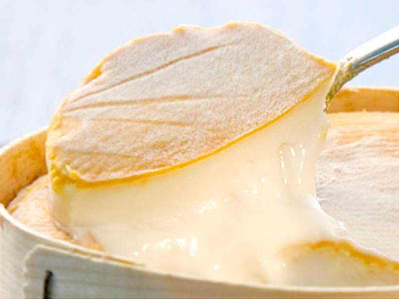 New at Huber's Butchery: Vacherin Mont-D'Or AOP Cheese