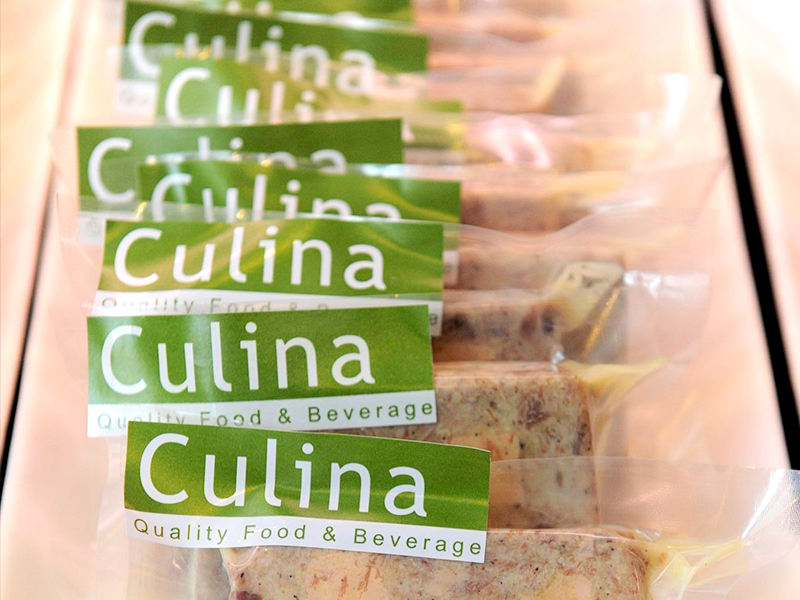 Culina – The Epicurean in Foods & Wines