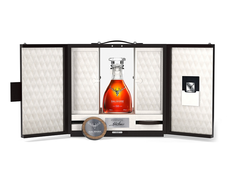 The Dalmore Releases 50 Year Old Single Malt