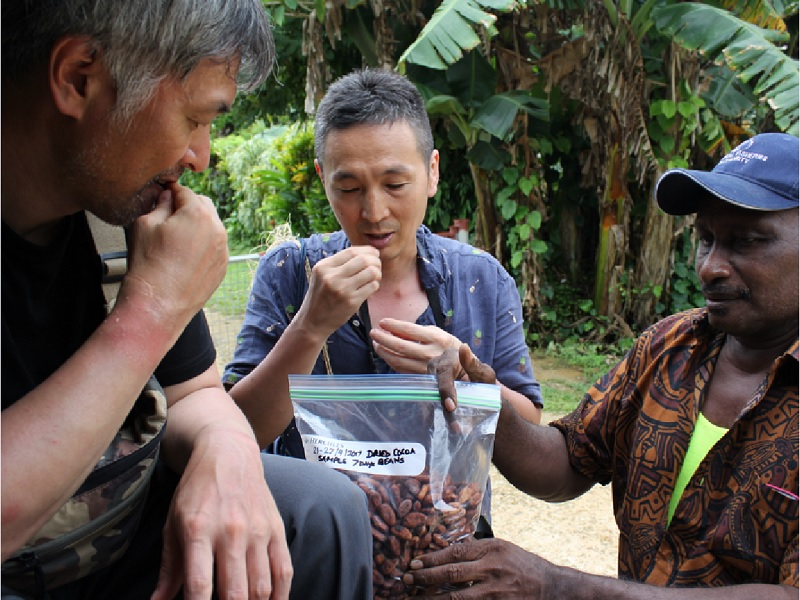 "Chocolate: The Art Of Fermentation, Bringing Out The ""Terroir"" Of A Primitive Island"
