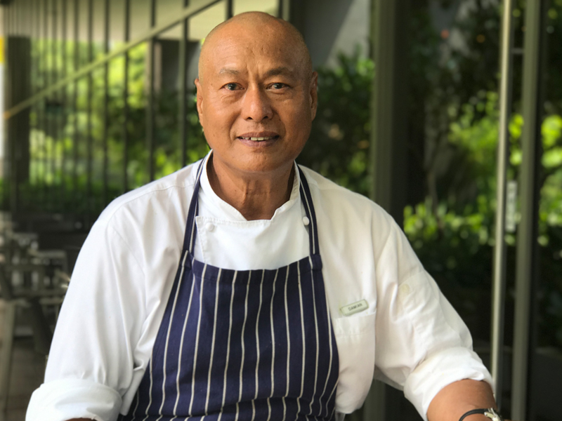 Singapore Heritage Food  Restaurant, Folklore Opens Its Door!