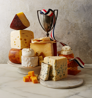 U.S. Cheese Wins Big At World Cheese Awards