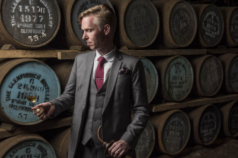 The Experimental Series with Glenfiddich's Regional Brand Ambassador